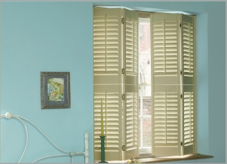 Fit-ex Franchise Owners Sell and Fit Plantation Shutters
